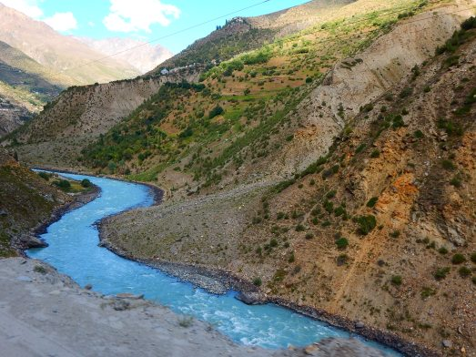 Chandrabhaaga river