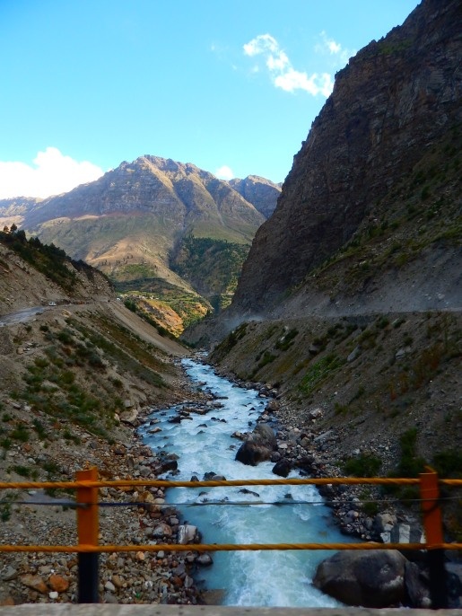 Manali-Leh highway