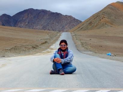 Leh-Srinagar highway