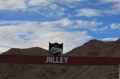 Julley Gate at Leh