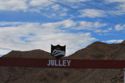 Julley Gate at Leh
