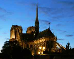 Another view of Notre Dame Cathedral