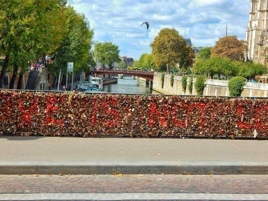 Love is not locked