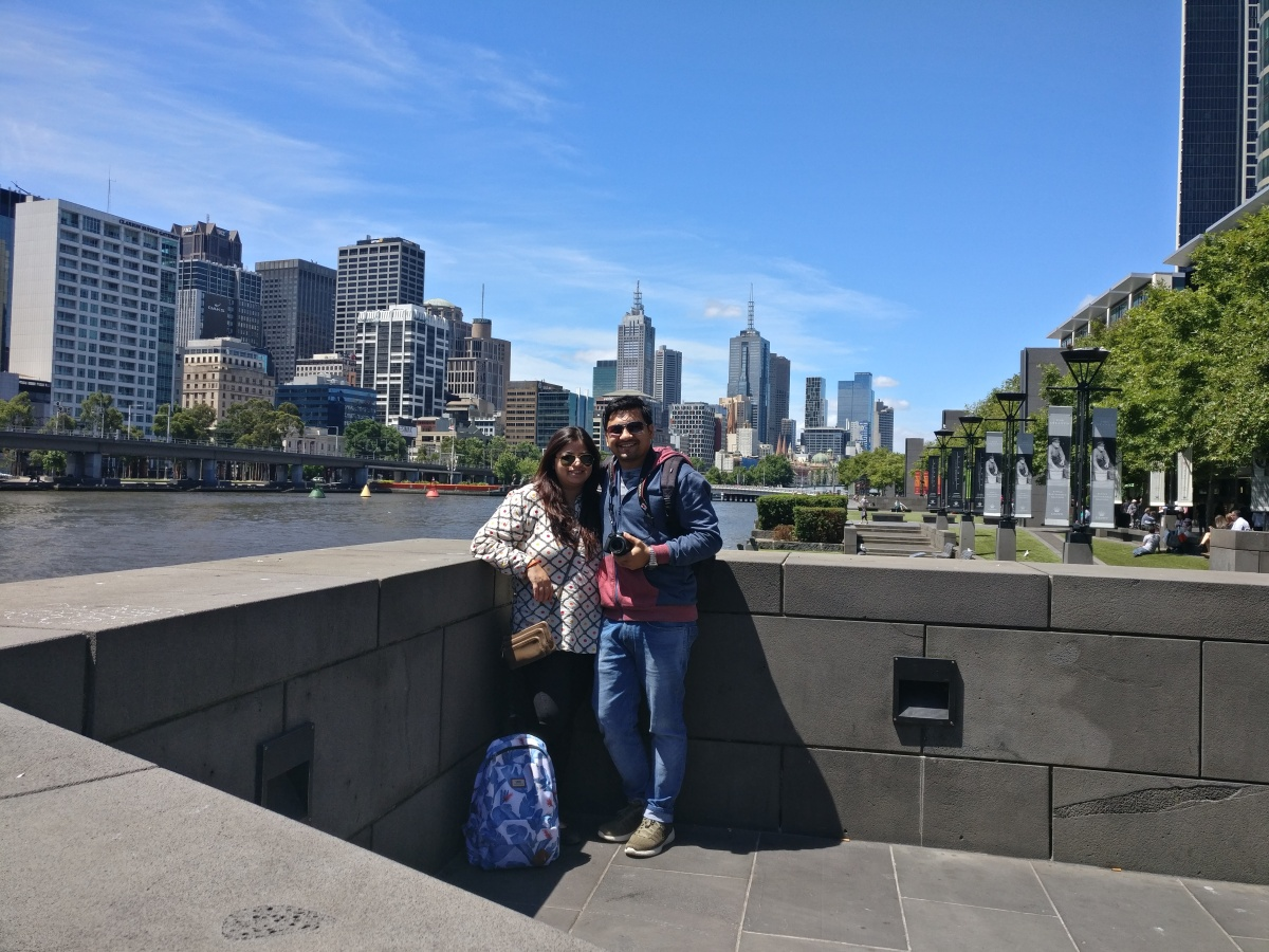 Destination Down Under # 06 : In and around Melbourne !